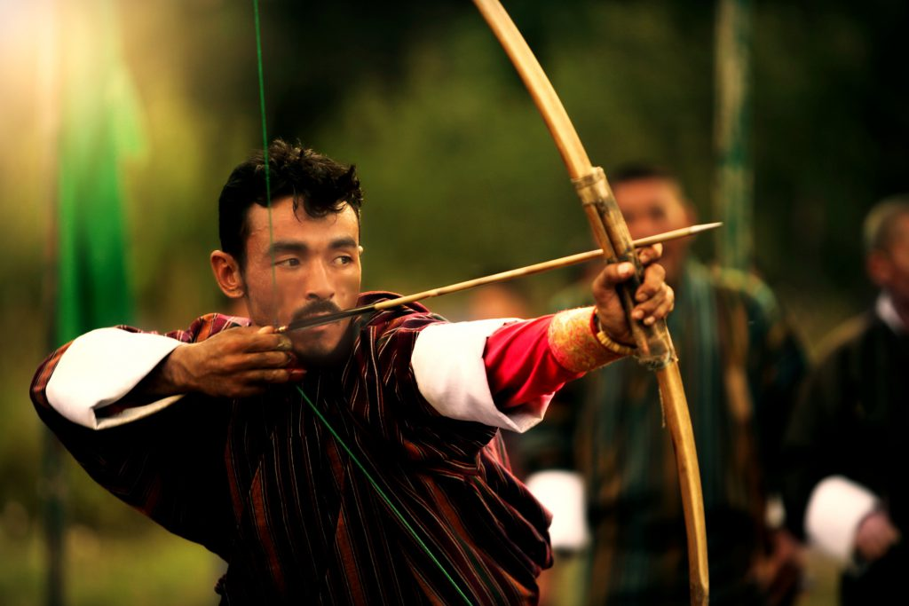 Changlimithang Archery Ground